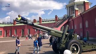 """Những """"Thánh đường"""" nhất định phải đến tại Thành phố Saint Petersburg"""