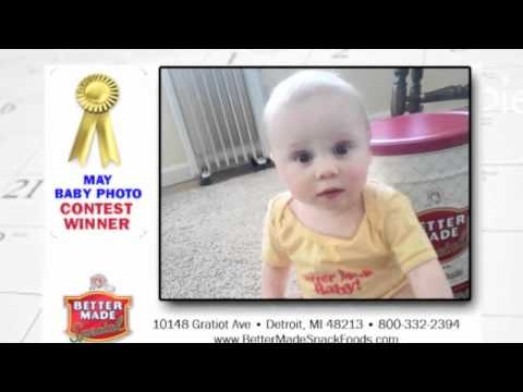 2011 Better Made Baby Contest Winners