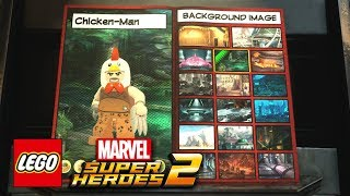 LEGO Marvel Super Heroes 2 - How To Make Toxin (Patrick