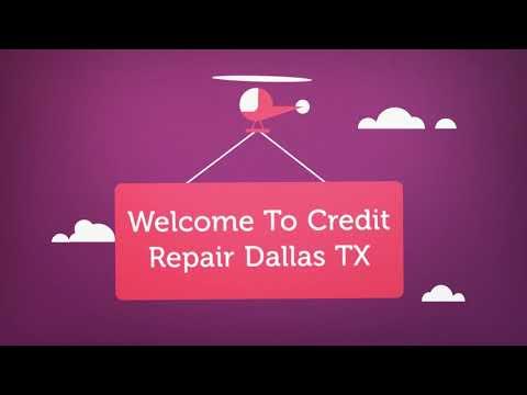 Best Credit Repair Company in Dallas, TX