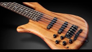 Warwick Streamer Stage II lefthanded
