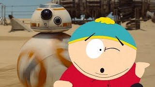 How South Park Convinced The Incredibles Brad Bird to Turn Down Star Wars