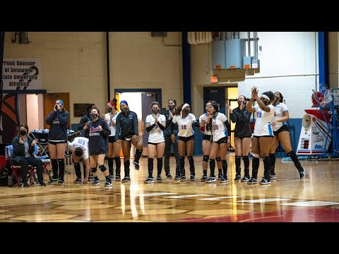 Women's Volleybal vs St. Mary's (MD)
