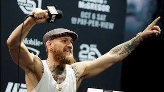 Full UFC 229 pre-fight press conference - Khabib v Conor McGregor