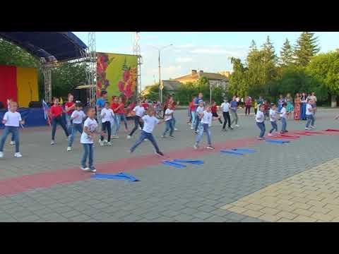 В Быково состоялся праздничный концерт, посвящённый Дню России