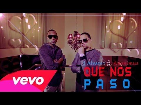 J Alvarez - Que Nos Paso ( Vídeo HD) MAYO  2014