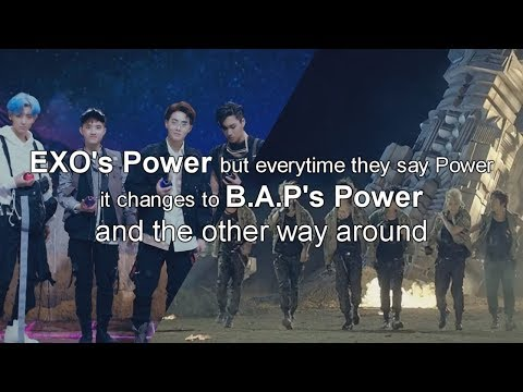 EXO Power but everytime they say