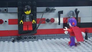 Lego punishment for robbing