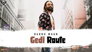 Gedi Route – Babbu Maan