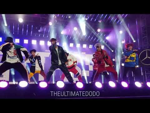 171115 Fire 불타오르네 @ BTS 방탄소년단 Jimmy Kimmel Live Mini Concert 지미 키멜 라이브 Fancam 직캠