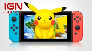 The Pokemon Company CEO Thought Switch Would Fail, Hints at Pokemon Switch Ideas - IGN News