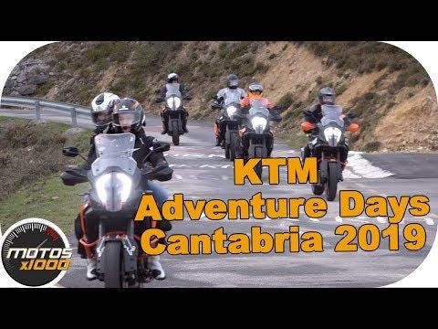 KTM Adventure Days Cantabria 2019 | Motosx1000