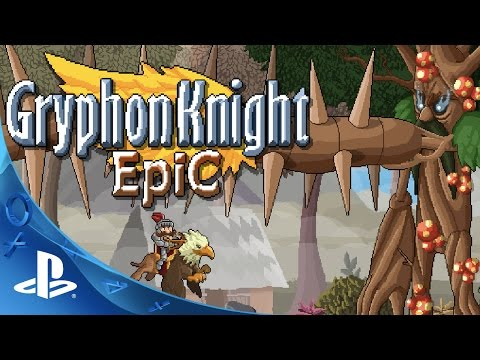Gryphon Knight Epic Video Screenshot 1