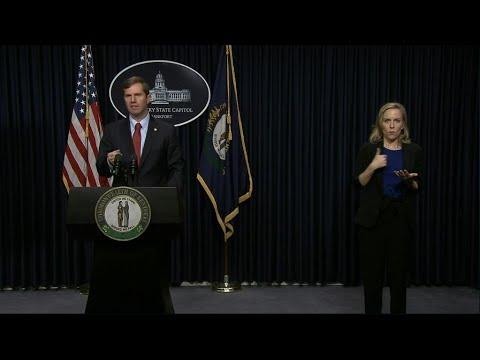 Gov. Andy Beshear March 16 9:00 a.m. Update | Coronavirus | KET