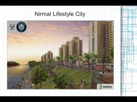 Nirmal Lifestyle City Site plan Call @ 09999536147 In Kalyan Mumbai