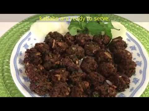 Mutton Kabab*How to make Mutton Kabab*Homemade*