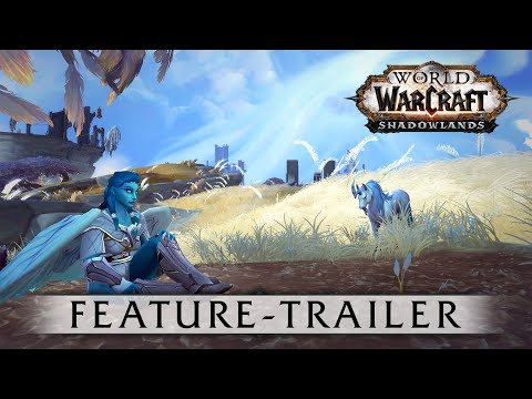 Übersicht zu World of Warcraft: Shadowlands