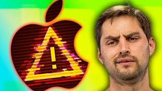Apple's Security FAILED