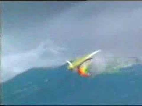 Windsurfing accidents