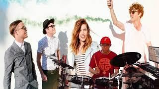 Echosmith - Cool Kids (Karaoke Drum Cover by Timothy Liem) (with lyrics)