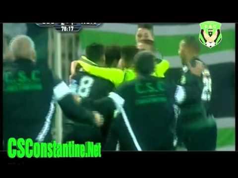 CAF 2016: CSC 4 - NUFC 1 : Les buts du match