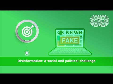 CONNECT University: Disinformation a social and political challenge photo