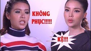 The Look 2017 Kỳ Duyên khéo léo đáp trả khi HLV Minh Tú không phục chiến thắng team mình