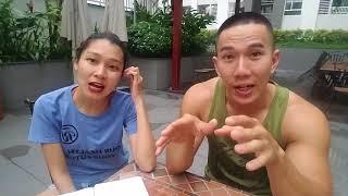 Nước Dừa Nước Mía Uống Nhiều Có Tăng Cân Có Mập Không ??? HLV Ryan Long Fitness