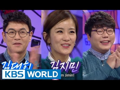 Hello Counselor - Kim Daehui, Kim Jimin, Heo Anna, & Song Pilgeun (2015.01.26)