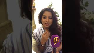 Shreya Ghoshal|FB Live |The Quint