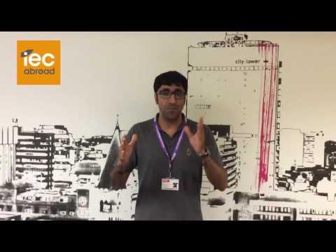 Waleed  - IEC Abroad Testimonial
