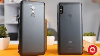 Xiaomi Redmi Note 5 против Redmi 5 Plus — МЕГА КОНКУРС