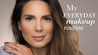 Everyday Foundation Routine - Full Coverage  Flawless Looking | Ali Andreea