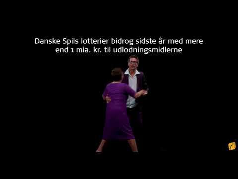 Udlodningsmidlerne støtter danseglæden, par #2