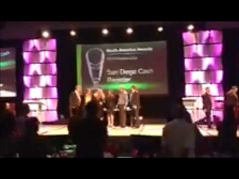 SDCR Business Systems Wins the President's Cup Award