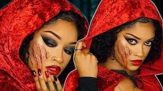 Lil Red Riding Hood | Halloween Makeup Tutorial 2018