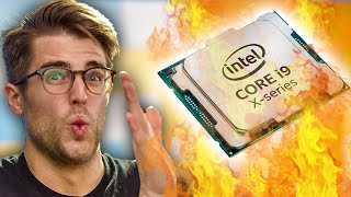 New Core i9 @ 7.6GHz !?