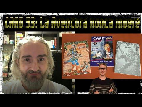 Reseñas de Papel & Unboxing: CAAD 53 + extras (Juan José Muñoz Falco + Colaboradores)