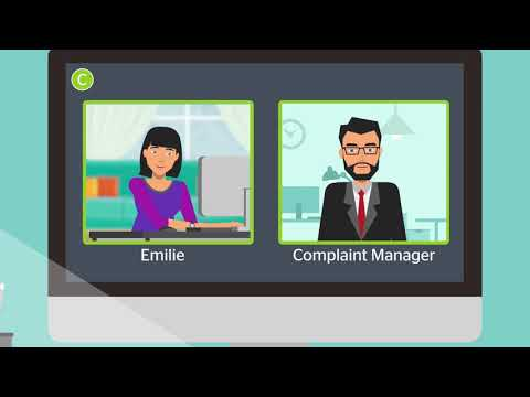 How do Emilie and her insurer use Unify to overcome a slow claims process after a car accident?