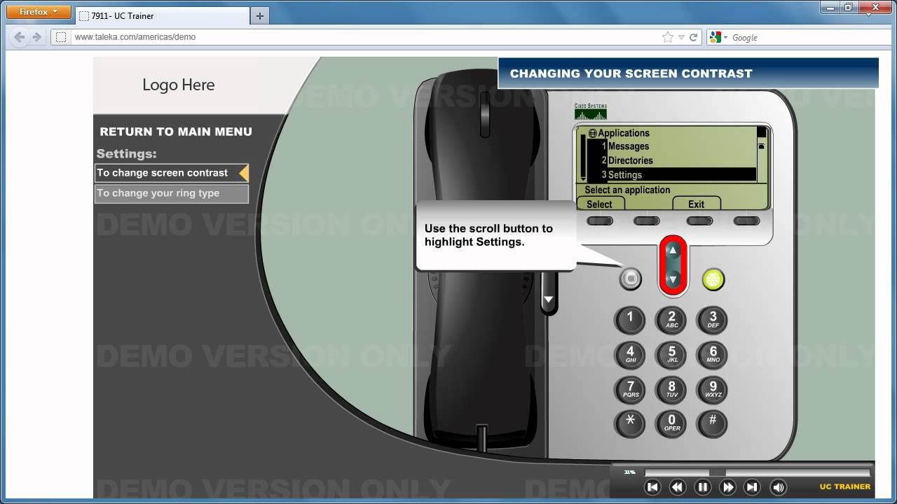 Ip Phone: Cisco Ip Phone 7911