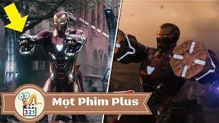 10 Bộ Giáp NGẦU LÒI Và CHẤT NHẤT Của Người Sắt Trong Phim Siêu Anh Hùng | Best Iron Man Suit