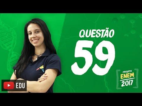 Enem 2016: Questão59(CadernoBranco)