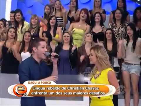 Baixar Christian Chávez canta ''Rebelde'' no Programa da Eliana