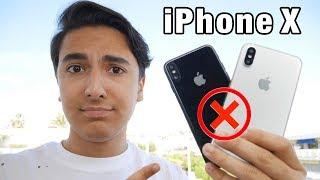 10 Raisons de ne pas acheter un iPhone X !