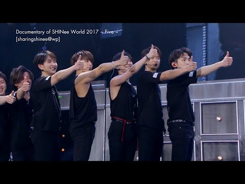 SHINee World 2017 - Sketch Cut (EngSub)
