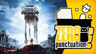 Star Wars Battlefront (Zero Punctuation)