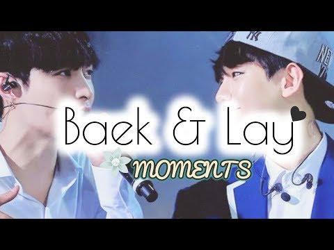 EXO Lay and Baekhyun Moments「 Baeklay 」♡ The Way/Can I Be Him