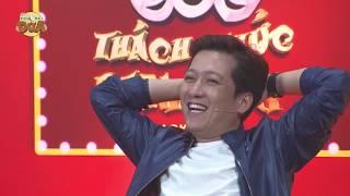 Cô bé ôm Trường Giang, Trấn Thành, Ngô Kiến Huy xuống sân khấu ôm thêm.....Khương Dừa