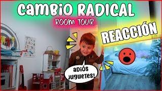 ROOM TOUR⚡️de PLAYROOM a Habitación SECRETA😱∞ Vlog Happy Ohana