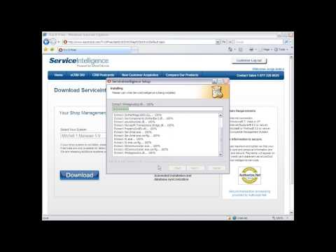 Service Reminders   Download and Installation   eAutoClub ServiceIntelligence CRM 360